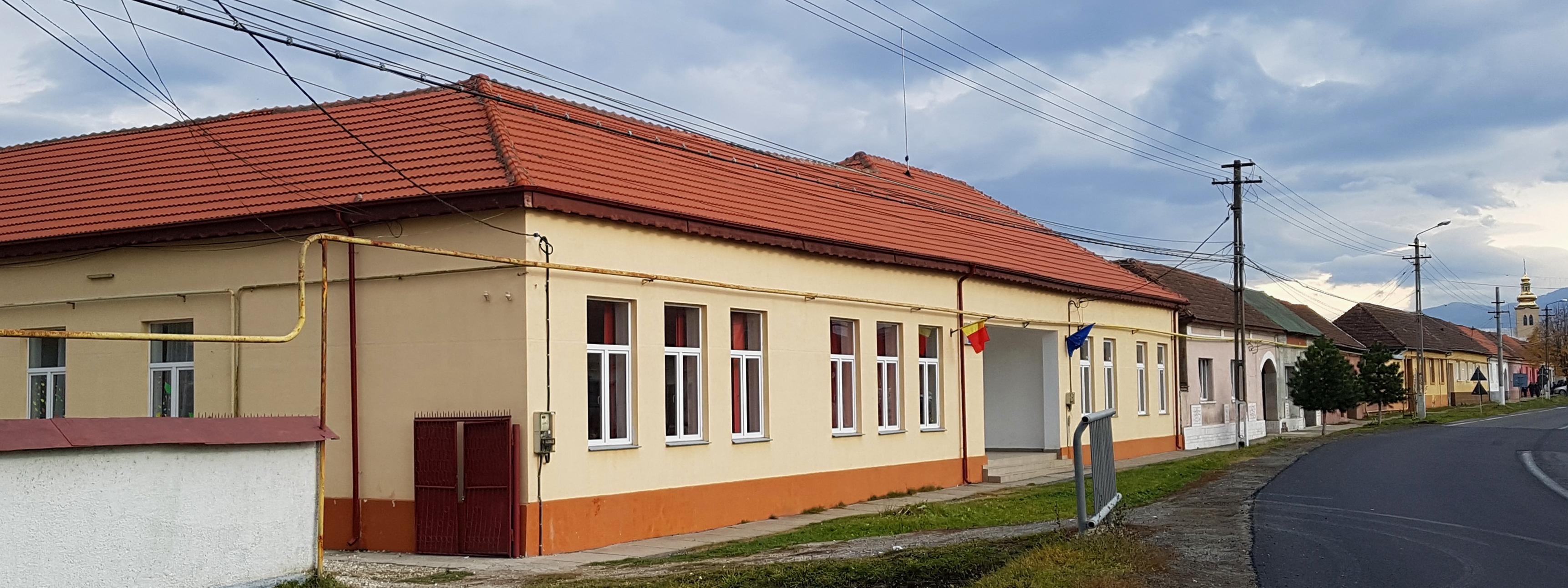 Școala Gimnazială Zăvoi