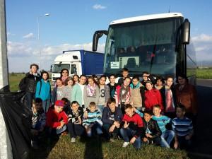 Excursie Sibiu-Activitatea săptămâna altfel