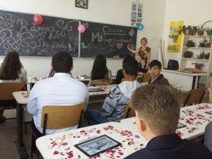 Festivitatea de predare a cheii clasa a VIII-a Scoala Gimnaziala Zavoi si Scoala Gimnaziala Maru