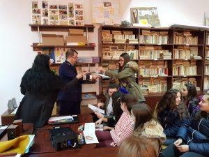 ȘCOALA ZĂVOI ÎN PARTENERIAT CU FUNDAȚIA COLLEGIUM  XXI ȘI INSPECTORATUL GENERAL AL POLIȚIEI ROMÂNE