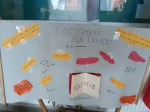 5 Octombrie – Ziua Mondială A Educaţiei! La Mulţi Ani Profesorilor!